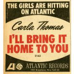 Carla Thomas 'I'll Bring It On Home To You' advert