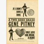 Gene Pitney 'If I Didn't Have A Dime (To Play The Jukebox)' advert