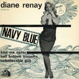 Diane Renay 'Navy Blue' courtesy of Mick Patrick
