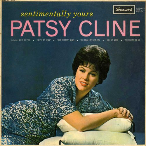 Patsy Cline 'Sentimentally Yours' courtesy of Tony Rounce