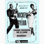 Mickey & Sylvia 'There Oughta Be A Law' advert