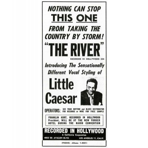 Little Caesar advert