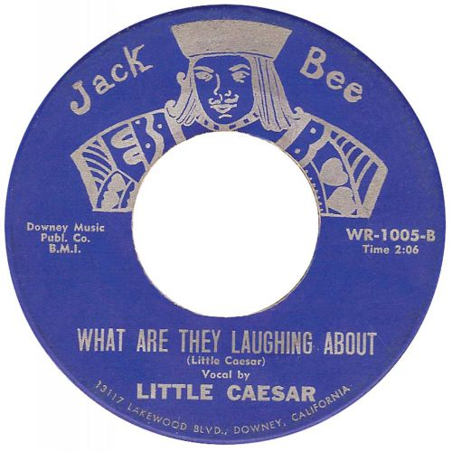 Little Caesar 'What Are They Laughing About' courtesy of Victor Pearlin