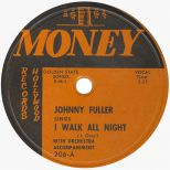 Johnny Fuller 'I Walk All Night' courtesy of John Broven