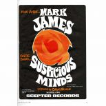 Mark James 'Suspicious Minds'