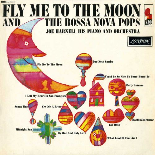 Joe Harnell & His Orchestra 'Fly Me To The Moon' courtesy of Rob Finnis
