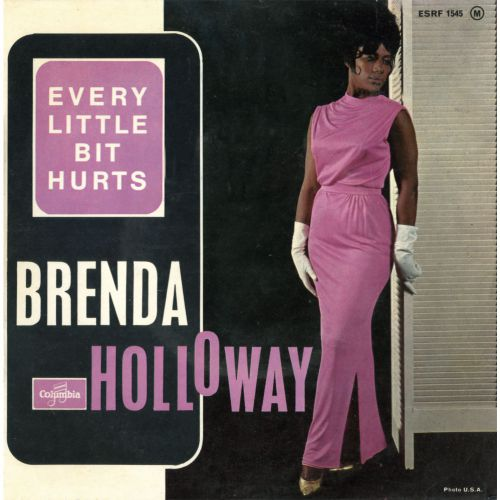 Brenda Holloway 'Every Little Bit Hurts' courtesy of Malcolm Baumgart