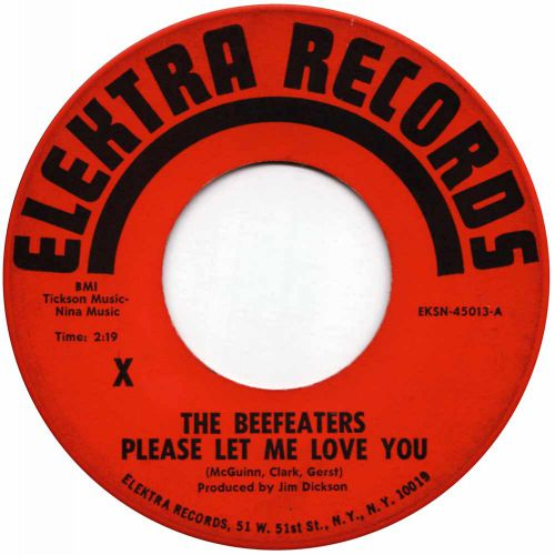 The Beefeaters '
