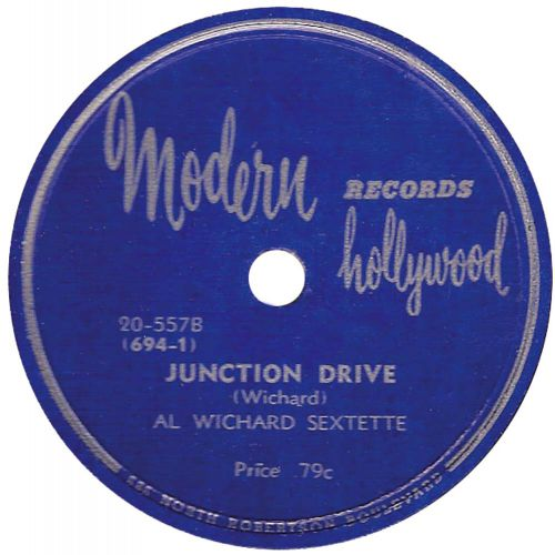 "Al ""Cake"" Wichard Sextette '