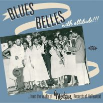 Blues Belles With Attitude!!