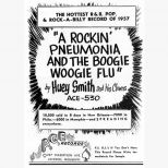 Huey Smith & His Clowns advert