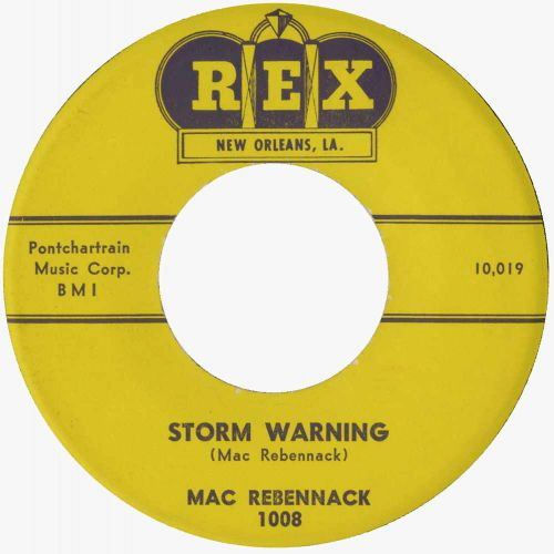 Mac Rebennack '