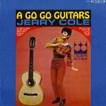 Jerry Cole 'A Go Go Guitars' courtesy of Tony Rounce