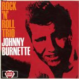 Johnny Burnette & his Rock'n'Roll Trio courtesy of Roger Armstrong