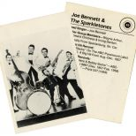 Joe Bennett & The Sparkletones courtesy of Brian Nevill