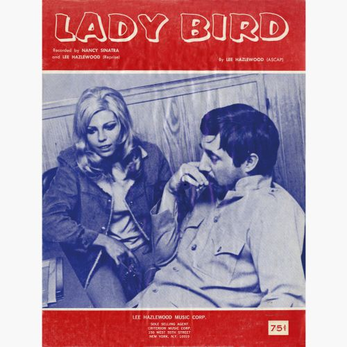 Lady Bird song sheet courtesy of Mick Patrick