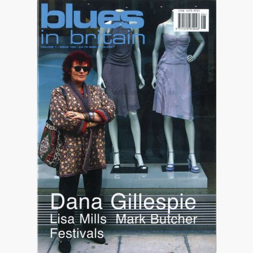 Dana Gillespie in Blues In Britain