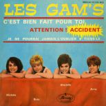 Les Gam's 'Attention! Accident' courtesy of Mick Patrick