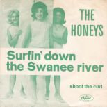 The Honeys 'Surfin' Down The Swanee River' courtesy of Harvey Williams