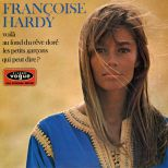 Françoise Hardy EP courtesy of Mick Patrick