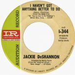 Jackie DeShannon 'I Haven't Got Anything Better To Do' courtesy of Peter Lerner