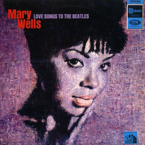 Mary Wells 'Love Songs To The Beatles' courtesy of Trevor Churchill