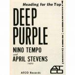 Nino Tempo & April Stevens advert