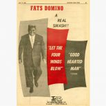 Fats Domino advert