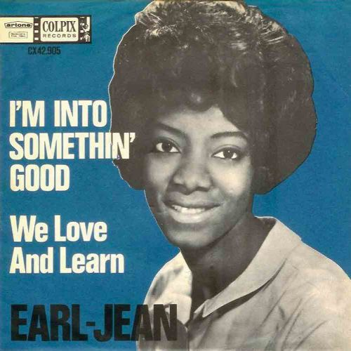 Earl Jean 'I'm Into Somethin' Good / We Love And Learn' courtesy of Peter Lerner