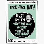 Ace Records advert
