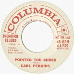 Carl Perkins 'Pointed Toe Shoes'