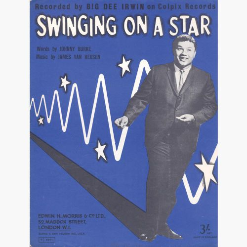 Swinging On A Star song book