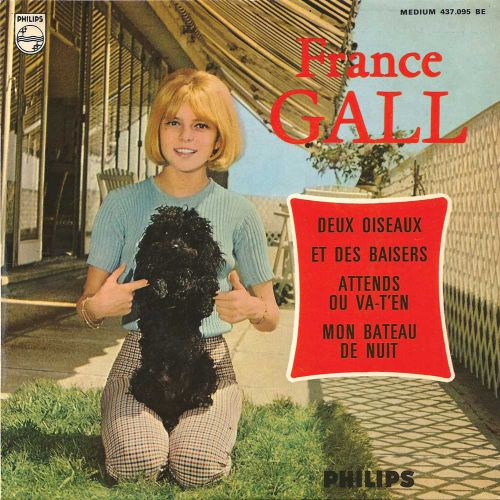 France Gall EP