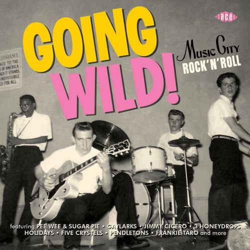 Going Wild! Music City Rock'n'Roll