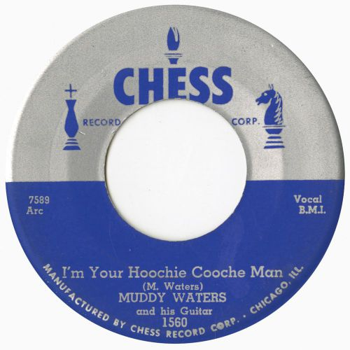 I'm Your Hoochie Cooche Man by Muddy Waters