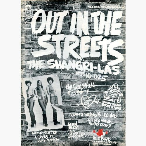 The Shangri-las poster