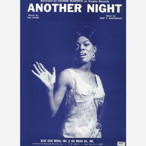 Dionne Warwick 'Another Night'