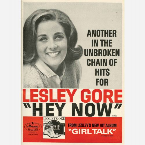 Lesley Gore 'Hey Now'
