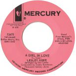 Lesley Gore 'A Girl In Love'