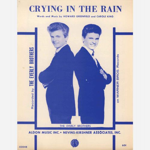The Everly Brothers 'Crying in the Rain'