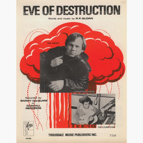 P.F. Sloan 'Eve of Destruction'