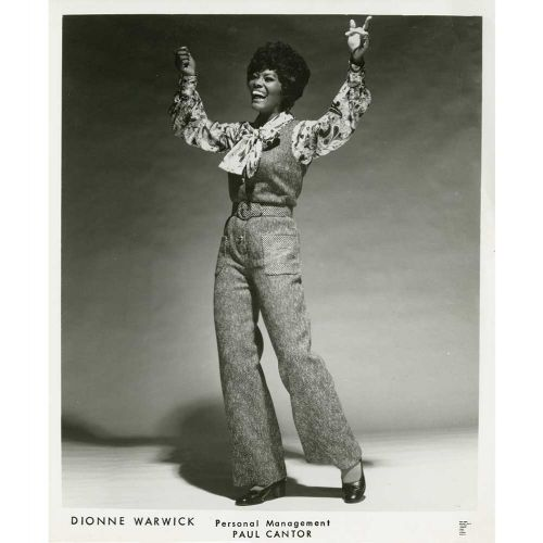 Dionne Warwick courtesy Eric Charge