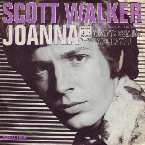 Scott Walker 'Joanna'