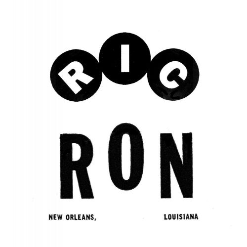 Ric and Ron label