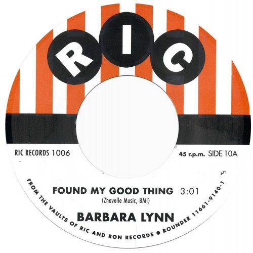 Barbara Lynn 'Found My Good Thing'