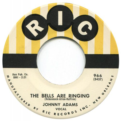 Johnny Adams - The Bells Are Ringing