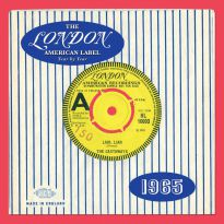 The London American Label Year By Year: 1965