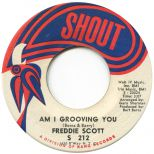 Freddi Scott 'Am I Grooving You'