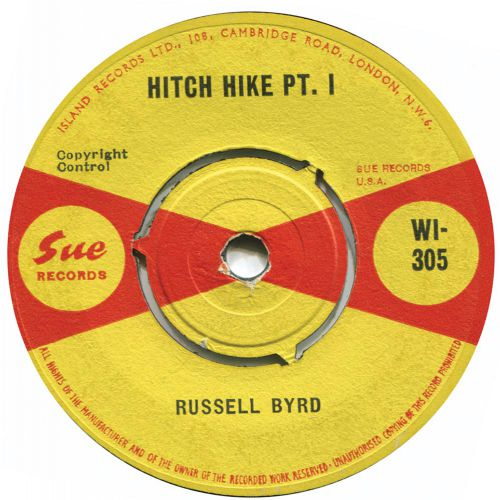 Russell Byrd 'Hitch Hike Pt 1'