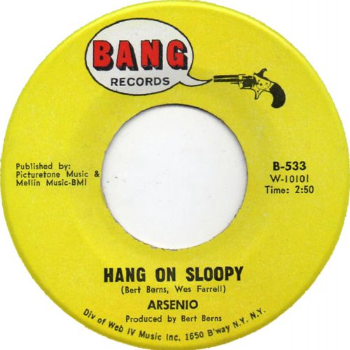Arsenio 'Hang On Sloopy'